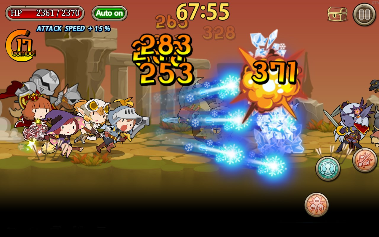 Knights N Squires - Imagem 1 do software