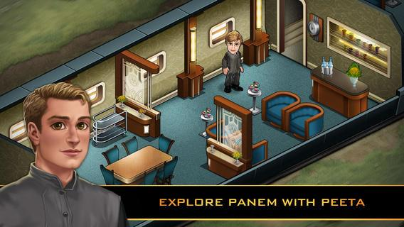The Hunger Games Adventures - Imagem 2 do software