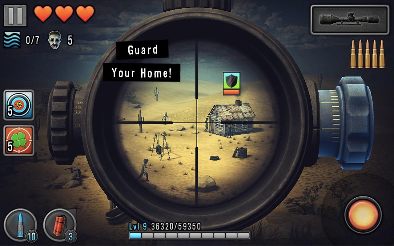 Last Hope - Zombie Sniper 3D - Imagem 1 do software