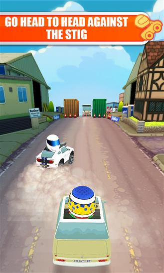 Top Gear: Race The Stig - Imagem 2 do software