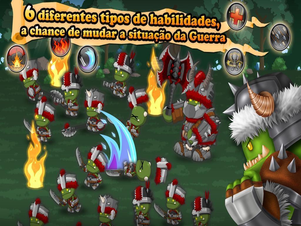Pequena Guerra - Imagem 1 do software