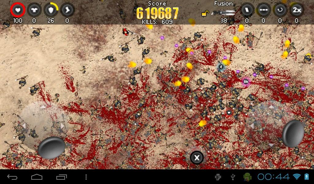 Blood `n Guns - Imagem 1 do software