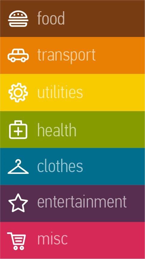 Xpensy - Imagem 1 do software