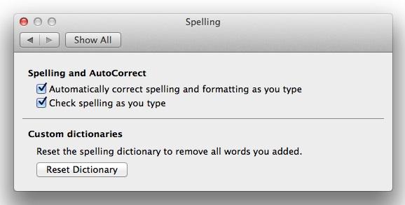 Corretor gramatical