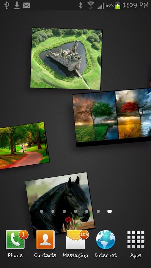 My Pictures Live Wallpaper - Imagem 1 do software