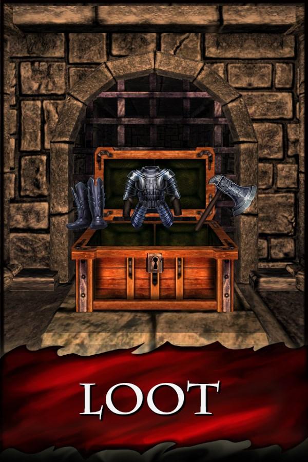 Dungeon Explorer II - Imagem 2 do software