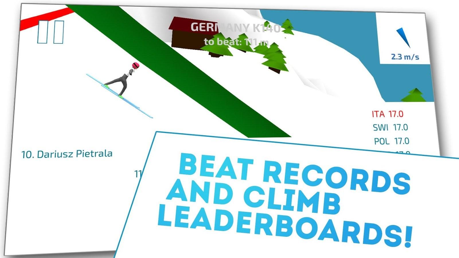 Ski Jump - Imagem 1 do software