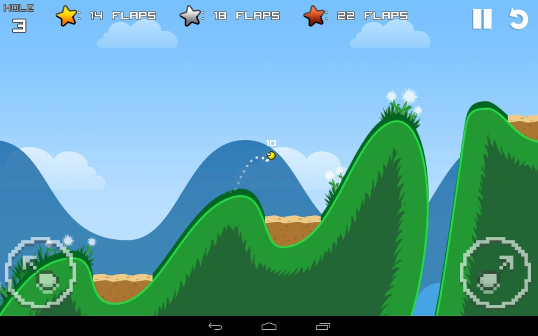 Golfy Bird - Imagem 1 do software