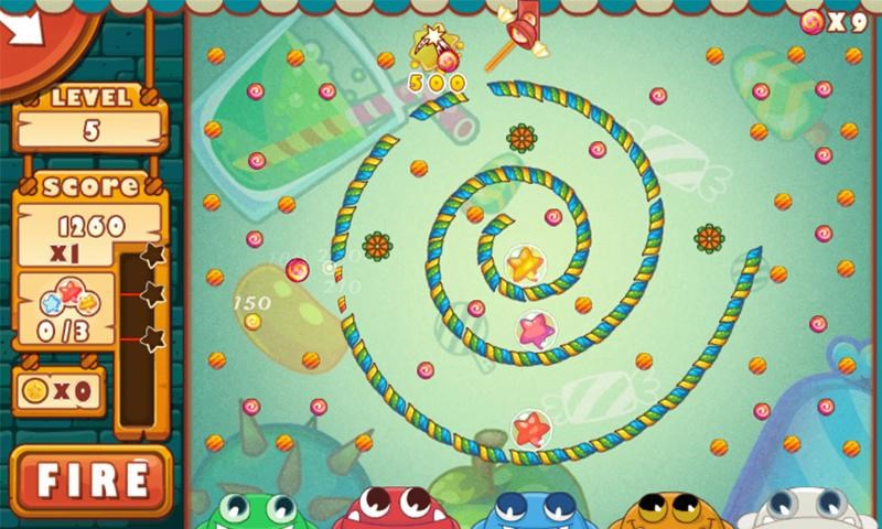 Catch The Candies - Imagem 1 do software