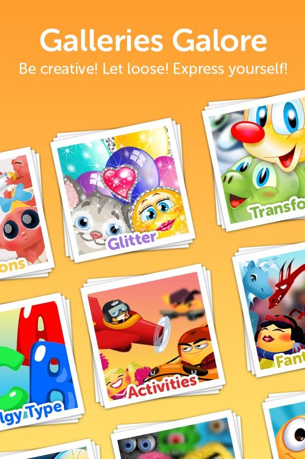 Tinies - Fun Emoticons App! - Imagem 2 do software