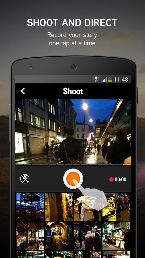 FrameBlast - HD Video Editor - Imagem 1 do software