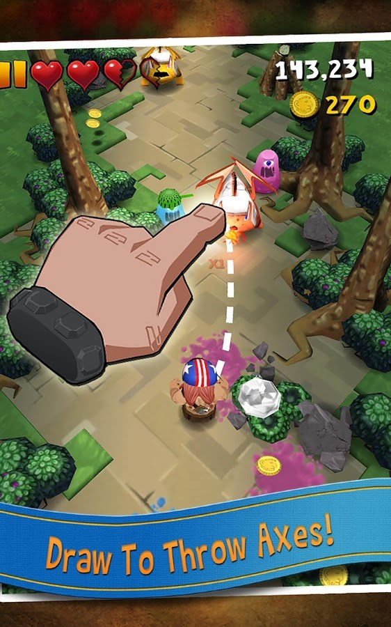 Max Axe: Quest For Loot! - Imagem 2 do software