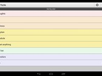 Imagem 2 do ColorNote Notepad