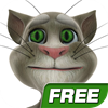 Logo Talking Tom Cat ícone