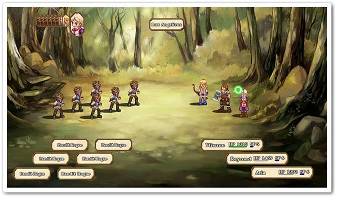 Celestian Tales: Old North - Imagem 3 do software