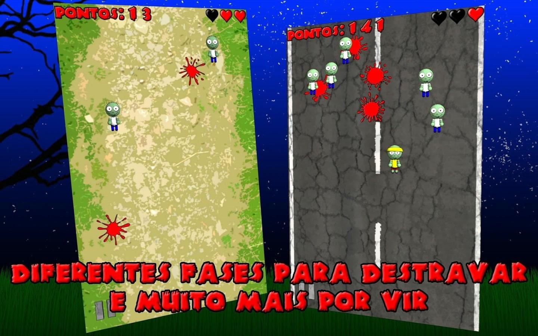 Zombie Smasher Defense - Imagem 1 do software