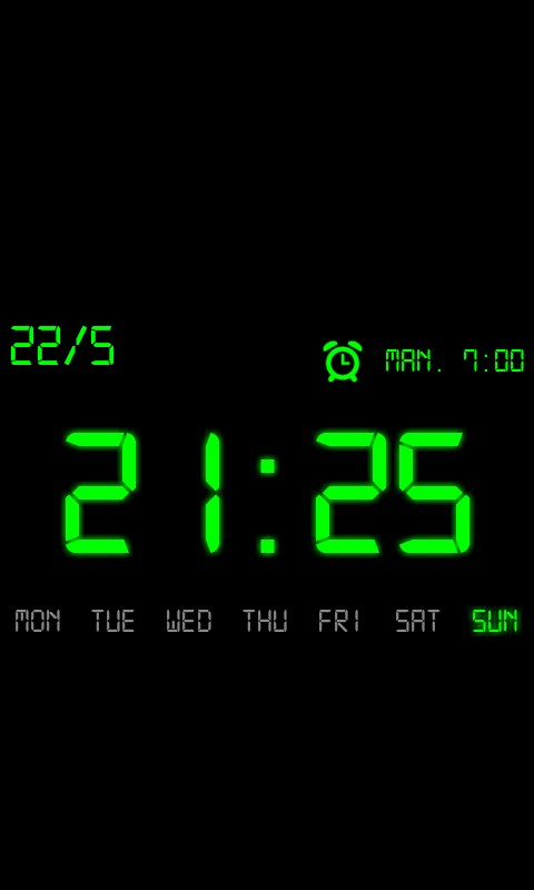 Kaloer Clock Download