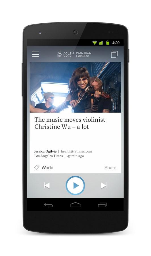 BBC - Radio News Pessoal - Imagem 2 do software