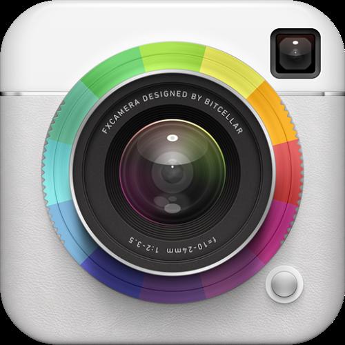 Logo FxCamera ícone