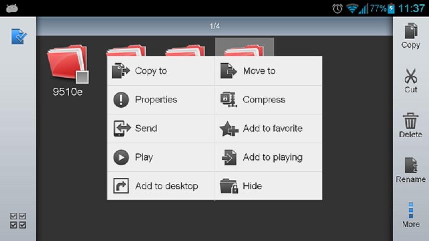 ES File Explorer Download to Android em Português Grátis
