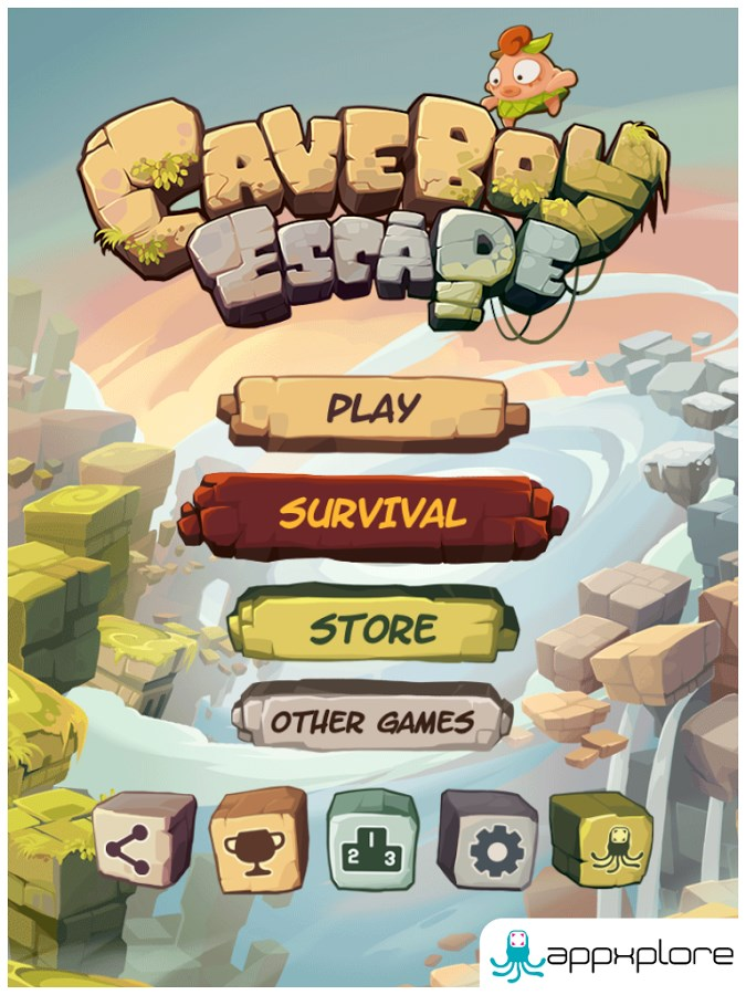 Caveboy Escape - Imagem 1 do software