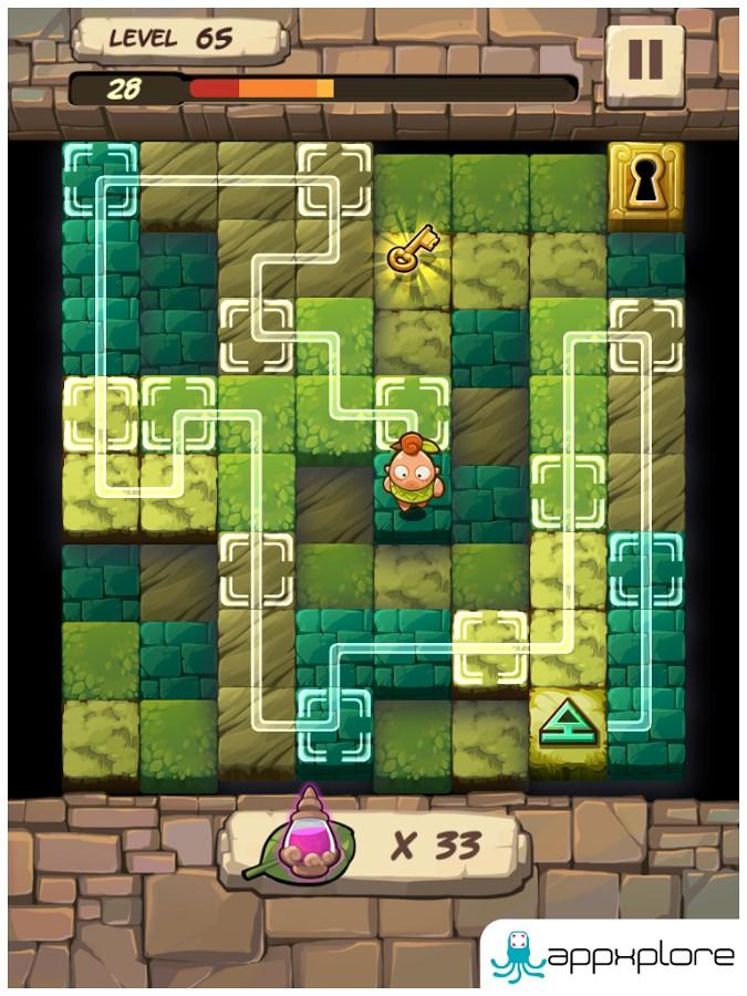 Caveboy Escape - Imagem 2 do software
