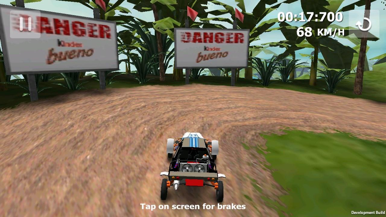 Kinder Bueno Buggy Race 3D - Imagem 1 do software