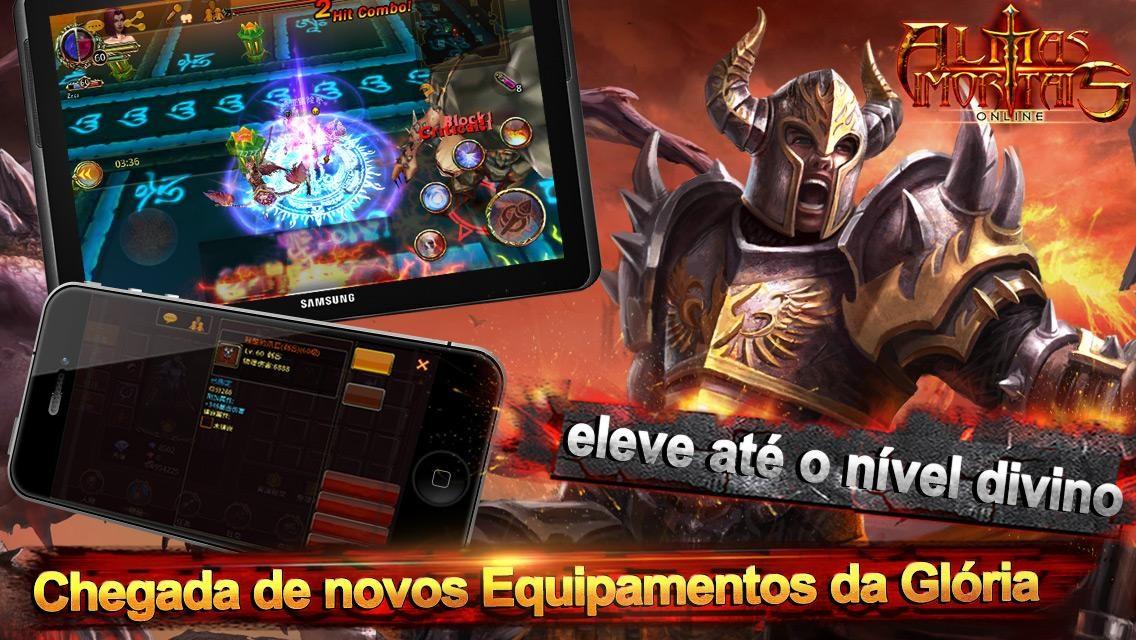 Almas Imortais -jogo MMORPG 3D - Imagem 1 do software