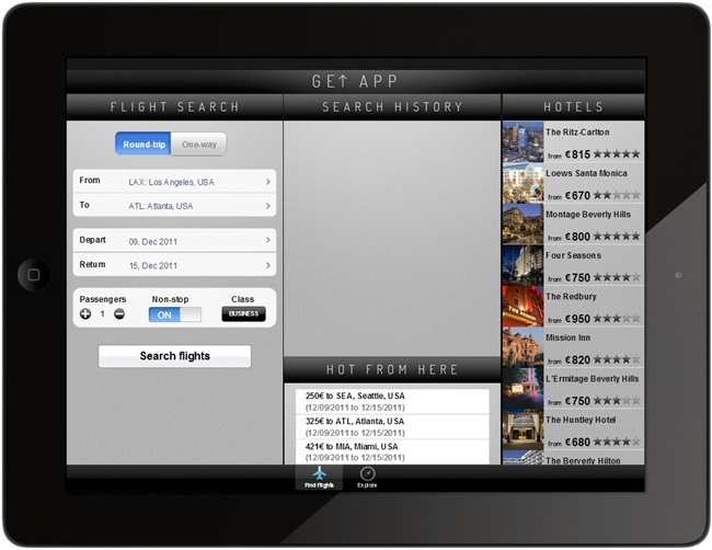 Justinmind Prototyper Free - Imagem 2 do software