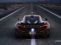 Imagem 1 do McLaren P1 Windows 7 Theme