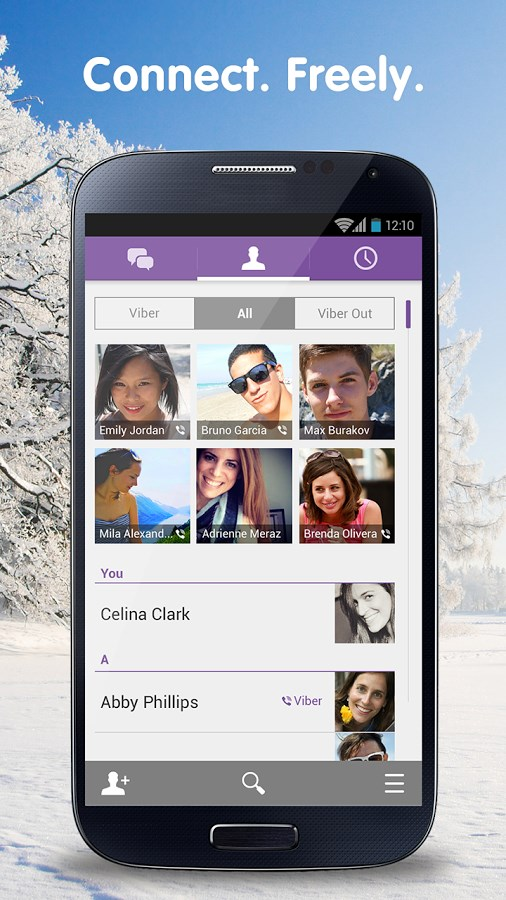 how to download viber on android