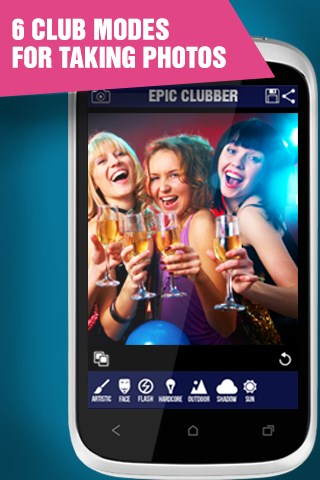 Epic Clubber - For Selfies - Imagem 1 do software