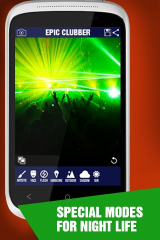 Epic Clubber - For Selfies - Imagem 2 do software