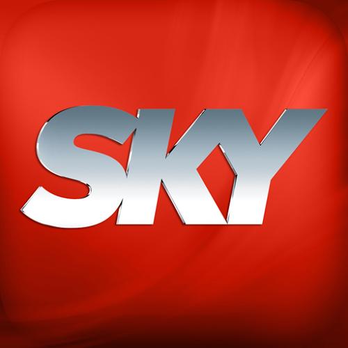 Logo SKY Brasil ícone