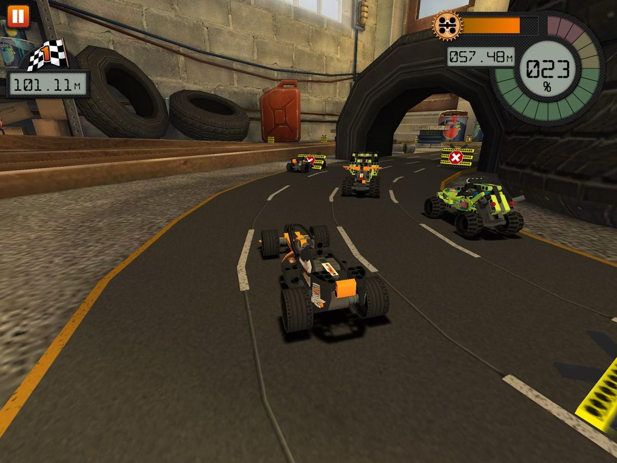 LEGO® Technic Race - Imagem 1 do software