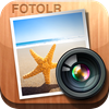 Logo Photo Editor - Fotolr ícone