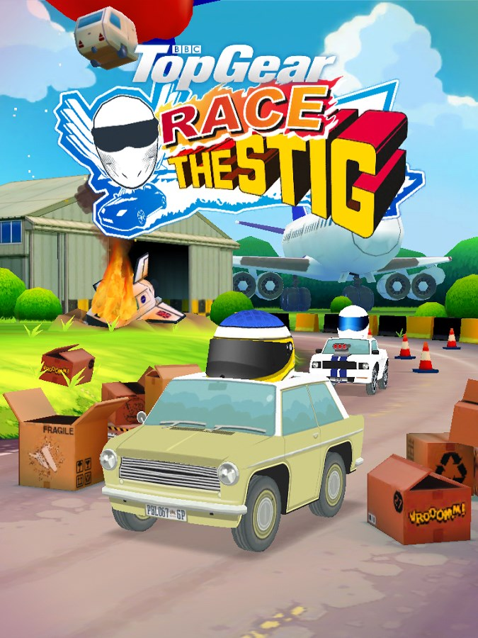 Top Gear: Race the Stig - Imagem 1 do software