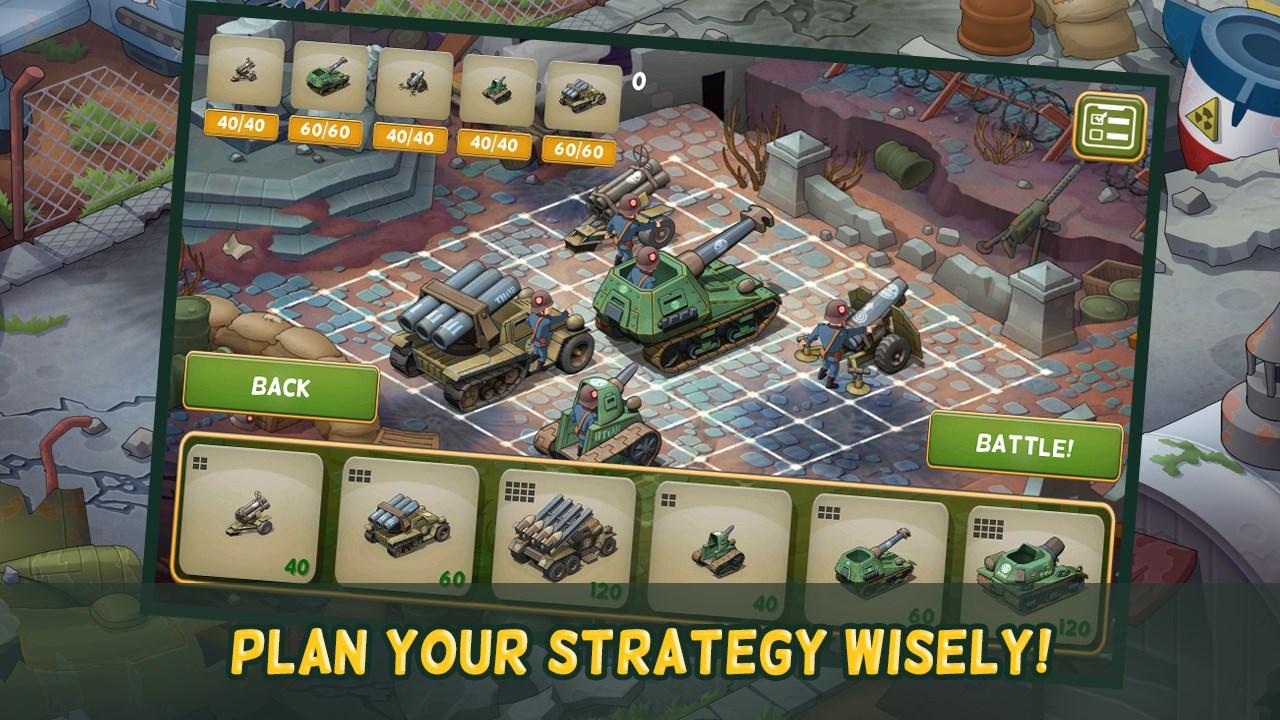 Artillery Strike - Imagem 1 do software