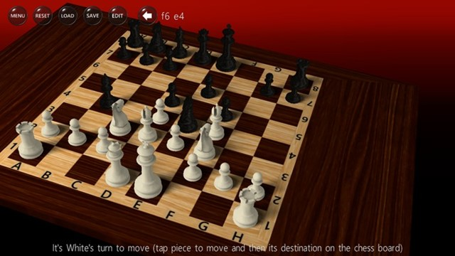 3D Chess Game.