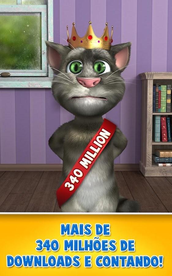 gato que repete para celular samsung