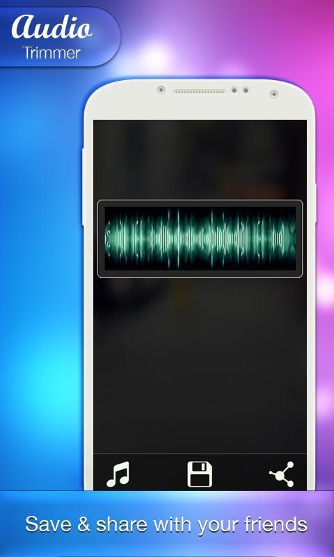 MP3 Cutter & Ringtone Maker by Android Pixel - Imagem 2 do software
