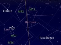 Imagem 3 do Google Sky Map