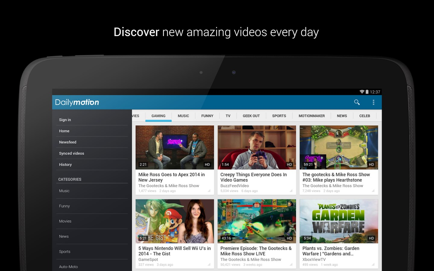 how to download video at dailymotion