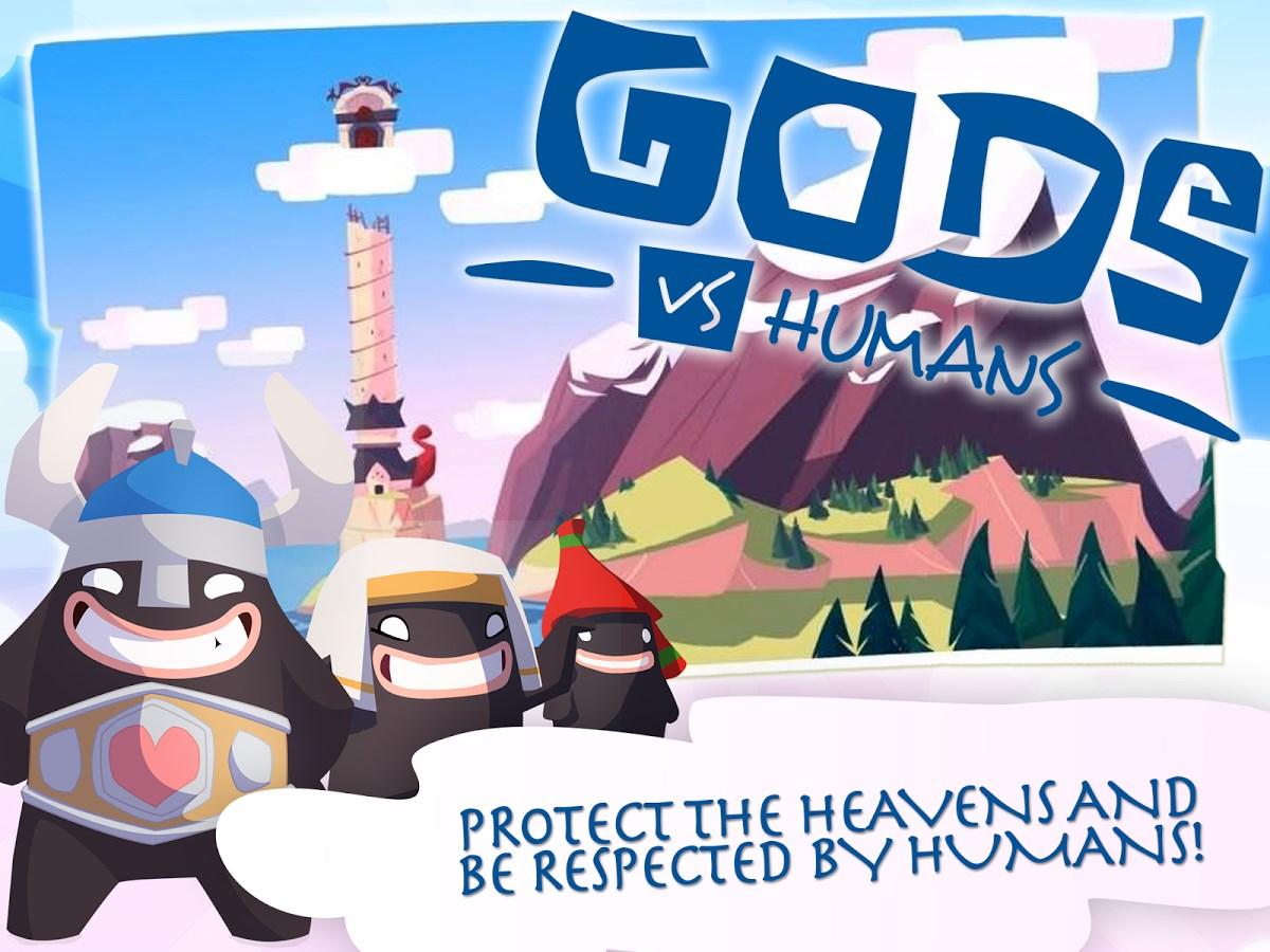 Gods VS Humans - Imagem 1 do software