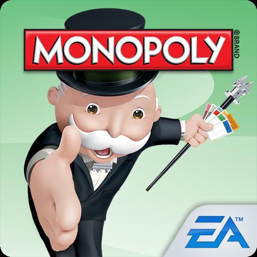 Logo MONOPOLY ícone