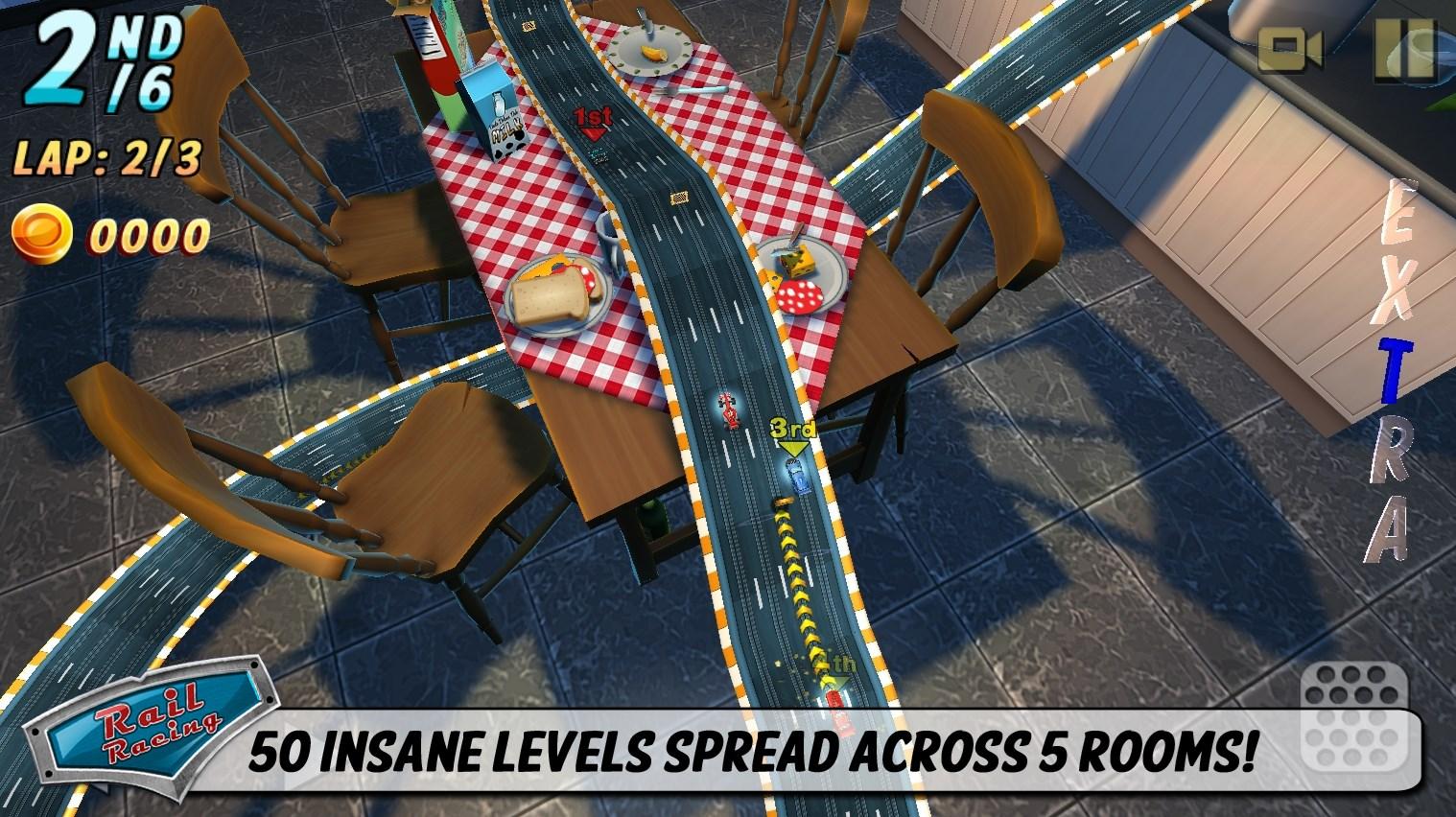Rail Racing - Imagem 1 do software