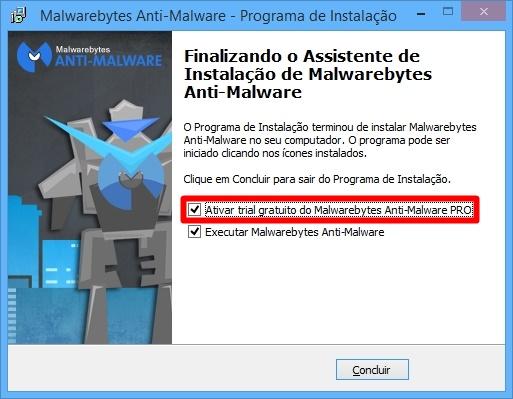 Malwarebytes Anti-Malware - Imagem 4 do software