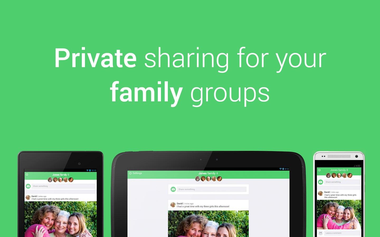 Togethera: Share Family Photos - Imagem 1 do software