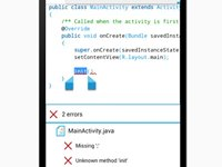 Imagem 8 do AIDE - Android Java IDE