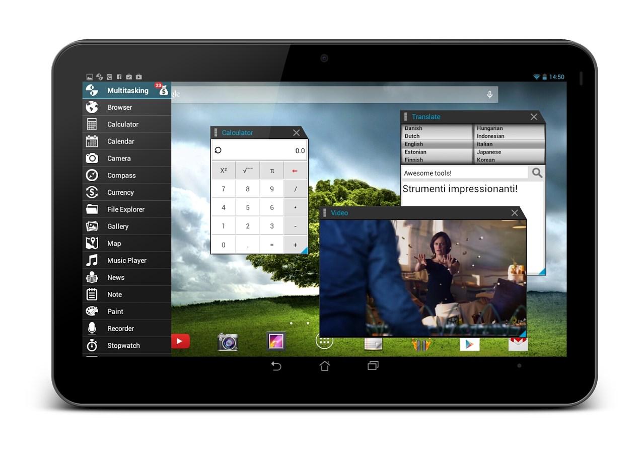 Multitasking - Imagem 1 do software